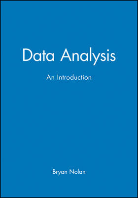 Data Analysis: An Introduction (Hardback)
