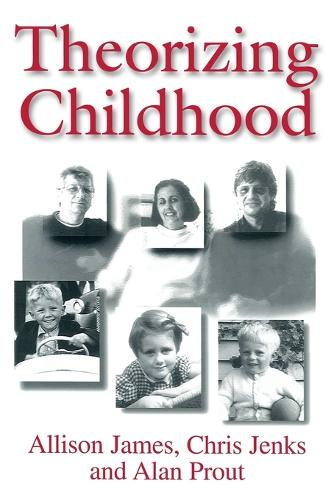 Theorizing Childhood (Paperback)