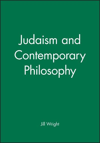 Judaism and Contemporary Philosophy (Paperback)