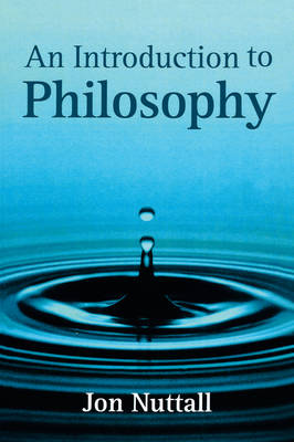 An Introduction to Philosophy (Paperback)