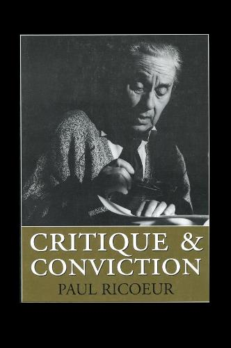 Critique and Conviction: Conversations with Francois Azouvi and Marc de Launay (Hardback)