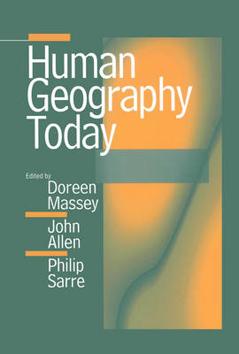 Human Geography Today (Paperback)