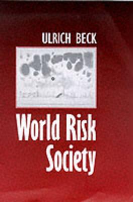 World Risk Society (Paperback)