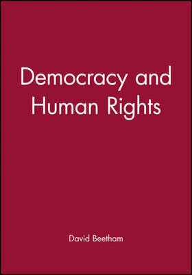 Democracy and Human Rights (Paperback)