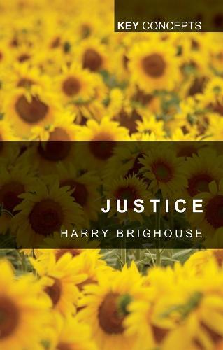Justice - Key Concepts (Hardback)