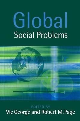 Global Social Problems (Paperback)