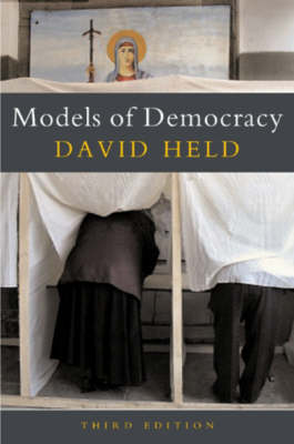 Models of Democracy (Paperback)