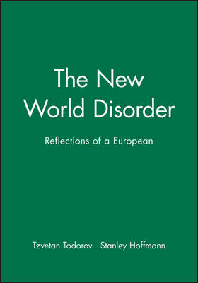 The New World Disorder (Hardback)