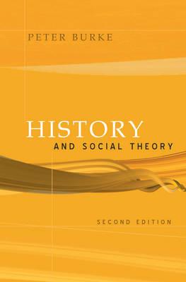 History and Social Theory (Hardback)