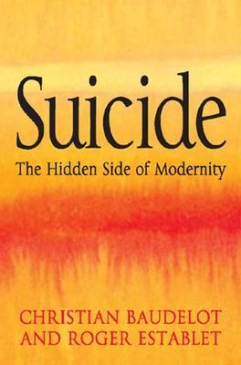 Suicide: The Hidden Side of Modernity (Paperback)