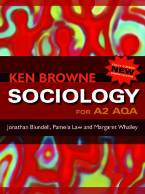 Sociology for A2 AQA (Paperback)