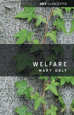Welfare - Key Concepts (Paperback)