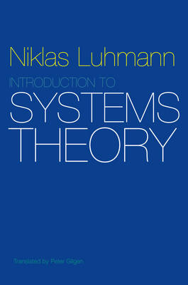 Introduction to Systems Theory (Paperback)