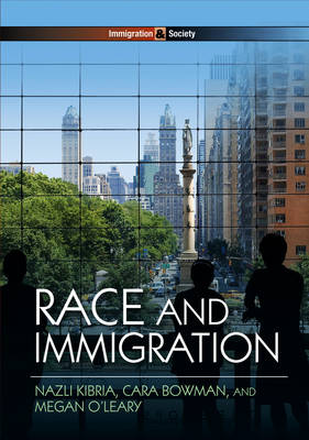 Race and Immigration - Immigration and Society (Paperback)