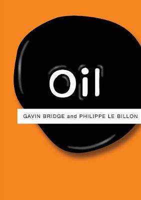 Oil - PRS - Polity Resources series (Paperback)