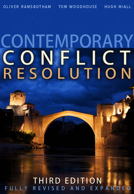 Contemporary Conflict Resolution (Paperback)