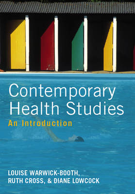 Contemporary Health Studies: An Introduction (Hardback)