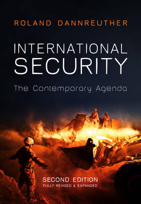 International Security: The Contemporary Agenda (Paperback)
