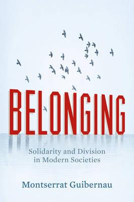 Belonging: Solidarity and Division in Modern Societies (Paperback)