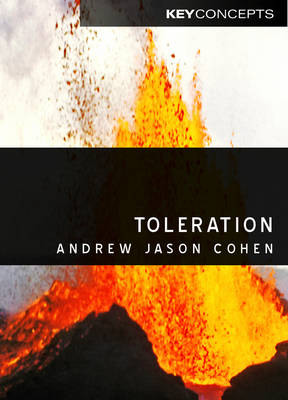 Toleration - Key Concepts (Paperback)