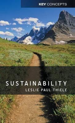 Sustainability - Key Concepts (Hardback)