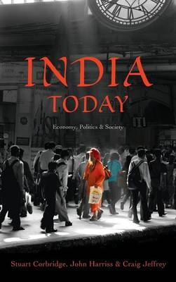 India Today: Economy, Politics and Society - Politics Today (Hardback)