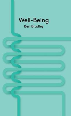 Well-Being - Key Concepts in Philosophy (Hardback)