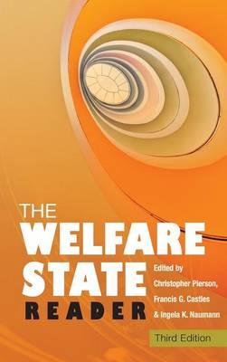 The Welfare State Reader (Hardback)