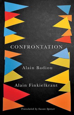 Confrontation: A Conversation with Aude Lancelin (Hardback)