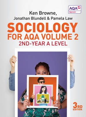 Sociology for AQA Volume 2: 2nd-Year A Level (Paperback)