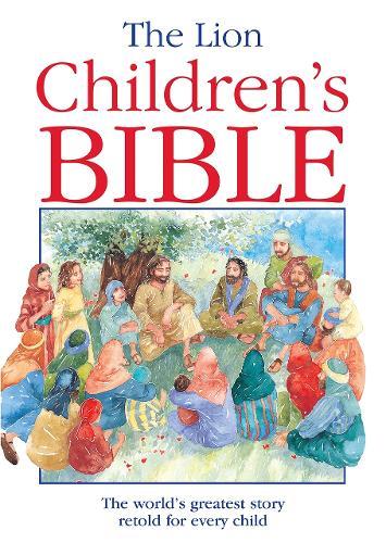 The Lion Children's Bible (Hardback)