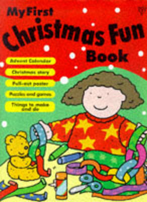 My First Christmas Fun Book (Paperback)
