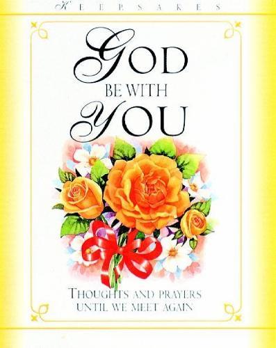 God Be With You - Keepsakes (Hardback)