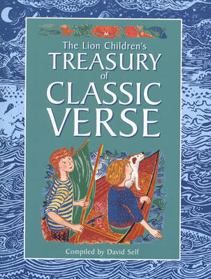 The Lion Children's Treasury of Classic Verse (Hardback)