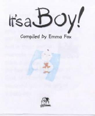 It's a Boy - Baby Minibooks Series 1 (Paperback)
