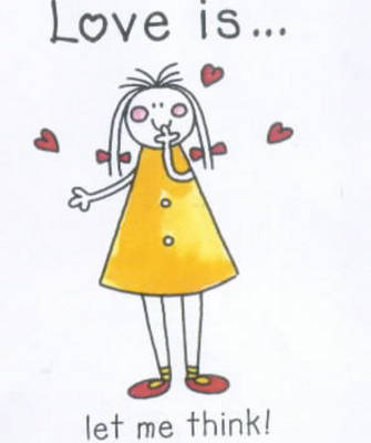 Love is.... - Love Minibooks S. (Hardback)