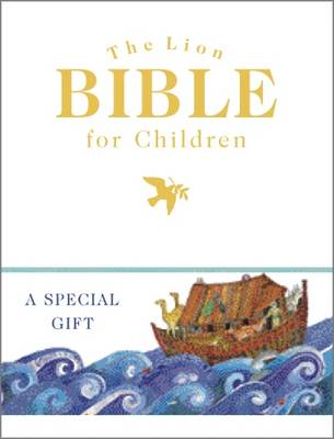 The Lion Bible for Children (Leather / fine binding)