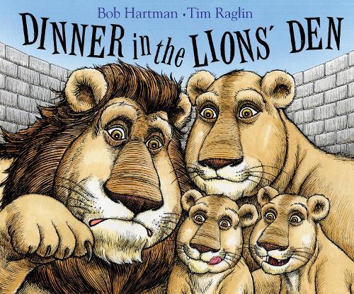 Dinner in the Lions' Den (Paperback)