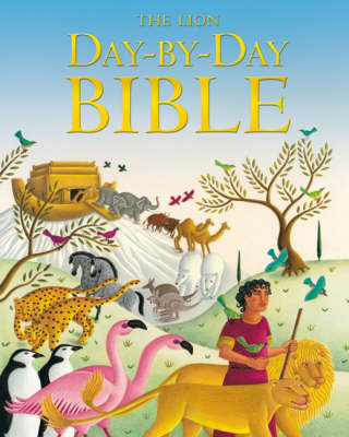 The Lion Day-by-Day Bible (Hardback)