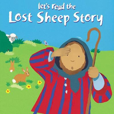 Let's Read the Lost Sheep Story (Paperback)