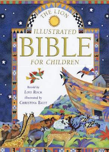 The Lion Illustrated Bible for Children (Hardback)
