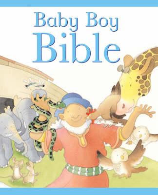 The Baby Boy Bible (Hardback)