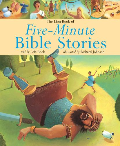 The Lion Book of Five-Minute Bible Stories - Five-minute (Paperback)