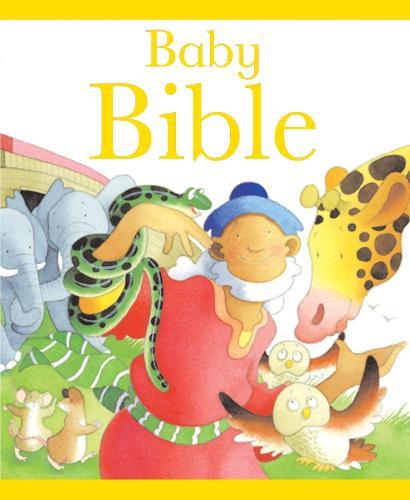 Baby Bible (Hardback)