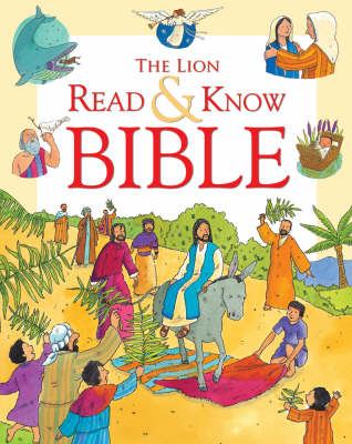 The Lion Read and Know Bible - Read and Know (Hardback)