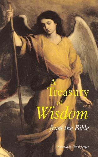 A Treasury of Wisdom: from the Bible (Hardback)