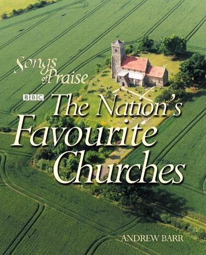 The Nation's Favourite Churches (Hardback)