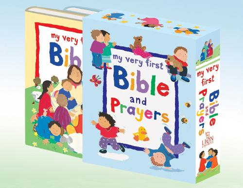 My Very First Bible and Prayers - My Very First BIG Bible Stories (Hardback)