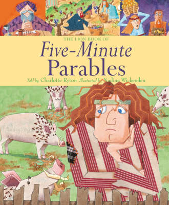 The Lion Book of Five-Minute Parables - Five-Minute (Hardback)