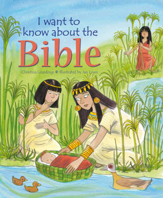 I Want to Know About the Bible (Hardback)
